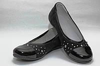 Туфли нарядные для девочки 1518/32/черный зам в наличии 32 р., также есть: 32,35,36, Palaris_Родинний - 1
