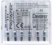 Protaper D2 Dentsply Maillefer (ПРОТЕЙПЕРЫ:машинные  Майлифер)