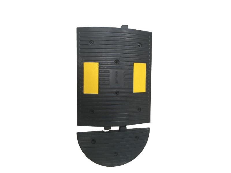 Резиновый ограничитель скорости 500 x 400 x 45 mm