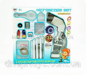 Мікроскоп дитячий з підсвічуванням і проектором 3106A