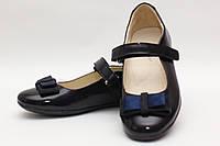 Школьная обувь для девочекТуфли лак для девочки 50114/30/синий лак в наличии 30 р., также есть: 30,33, Levus_Дітекс
