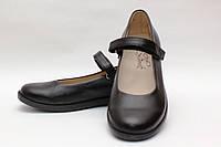 Школьная обувь для девочекТуфли для девочки 50126D 32 черный в наличии 32 р. eda8a5b420176