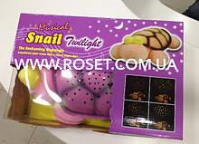 Музыкальный ночник черепаха Snail Twilight nightlight с проекцией звездного неба