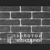 """Искусственный камень """"Клинкер"""" графит"""