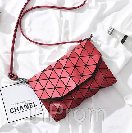 Сумка Crystal Bag Red, фото 2