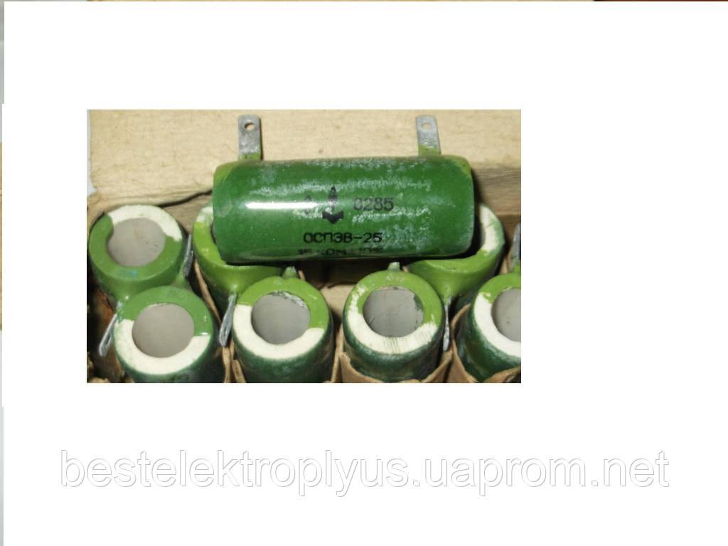 Резистор ПЭВ-25 2,4 кОм 10%