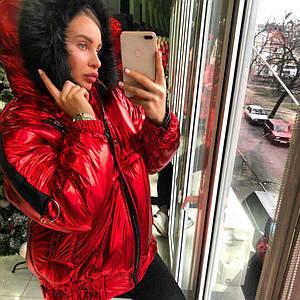 Женская зимняя куртка OJ-785