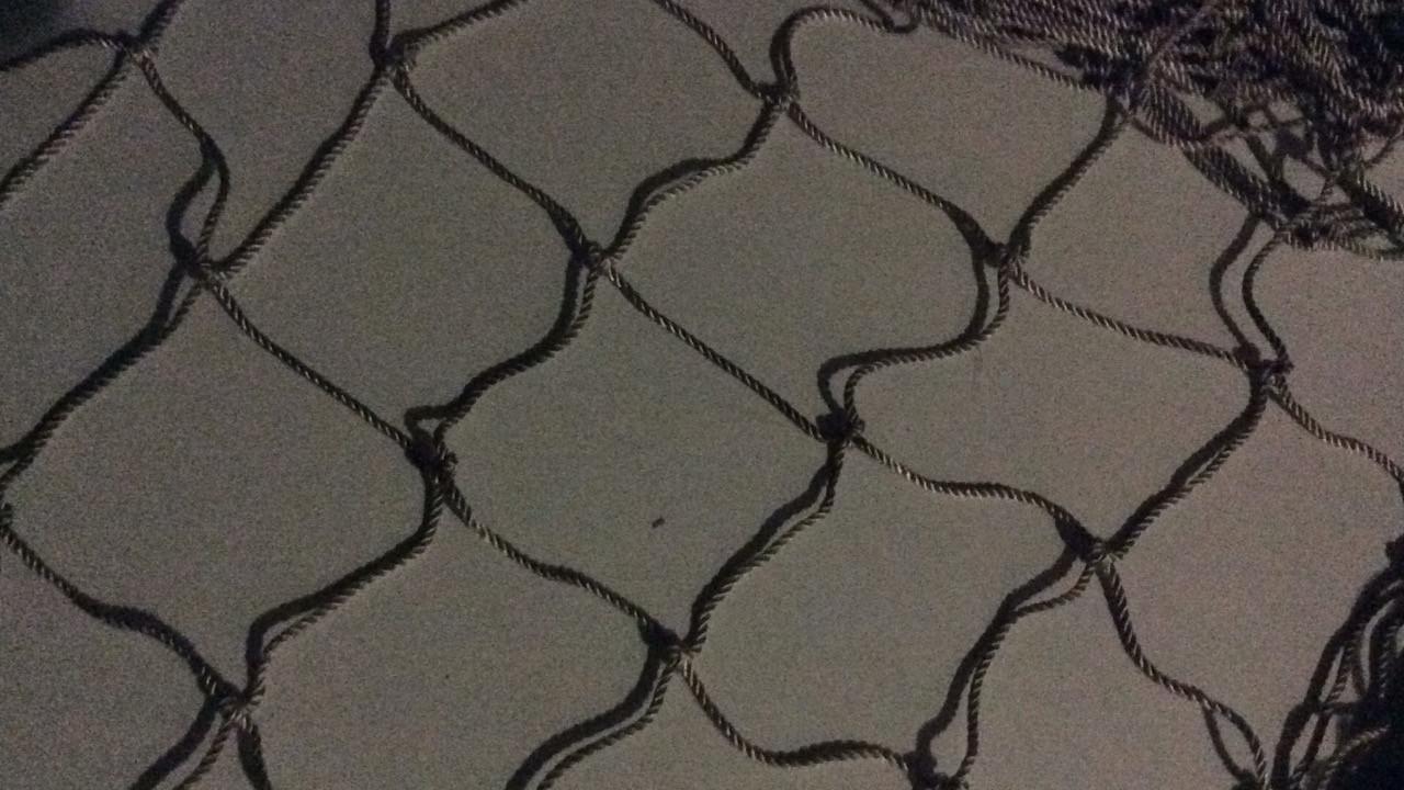 Сетка капроновая ячейка  d 70мм нитка 2,5мм