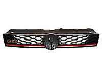 Решетка радиатора VW Polo GTI 2009- поло
