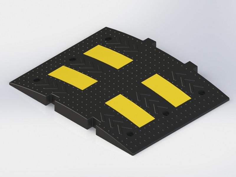 Резиновый ограничитель скорости 50 х 60