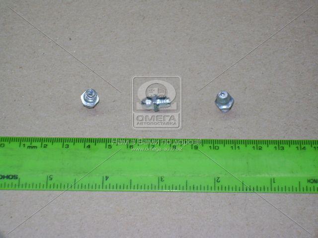 Масленка ГАЗ, УАЗ М6 х1 прямая (малая) (бренд  ГАЗ)  264072-П29