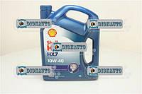 Масло SHELL Helix Diesel HX7 10W40 4л (полусинтетика)  (10W40)