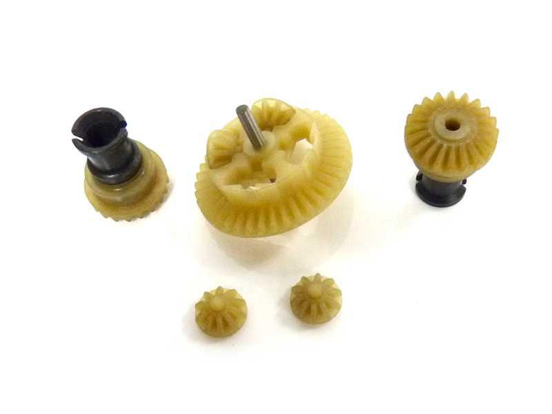 Differential Gear Complete (39T) 1P