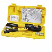 Инструмент опрессовочный ручной гидравлический YQK-70