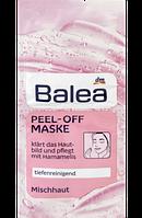 Очищающая маска для лица Balea Peel-Off Maske, 2st. х 8 ml.