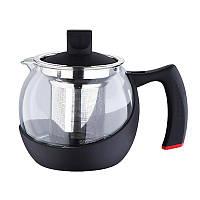 Заварювальний чайник 800мл BG-7327-BK, фото 1