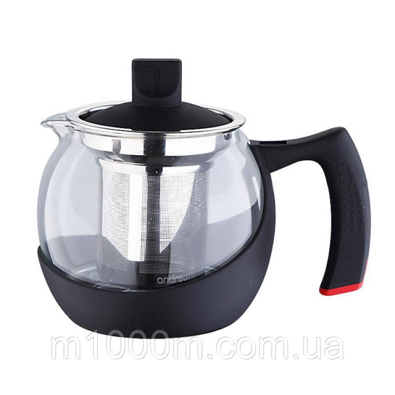 Заварювальний чайник 800мл BG-7327-BK