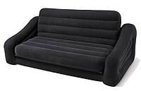 Надувной диван трансформер Intex 68566