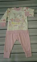 Пижамный комплект для девочки 86 р