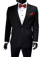 Классический мужской костюм № 94/3-124 - АК 002/3, фото 1