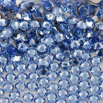 Стразы Swarovski Light Sapphire (211) SS34,SS16,SS10