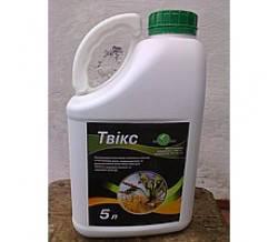 Инсектицид/інсектицид Твикс (Нурел Д) хлорпирифос 500 г/л + циперметрин 50 г/л, пшеница, свекла, рапс, горох, фото 2