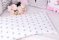 Комплект в кроватку с зверюшками, фото 7