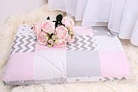 Комплект в кроватку с зверюшками, фото 9