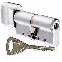 Цилиндр Abloy Protec2 Hard 93mm (52H*41t) ключ-тумблер