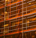 Защитная сетка PKLS-110 1,9x50, ячейка 7х7мм, ПЕНД (HDPE) оранжевая, фото 4