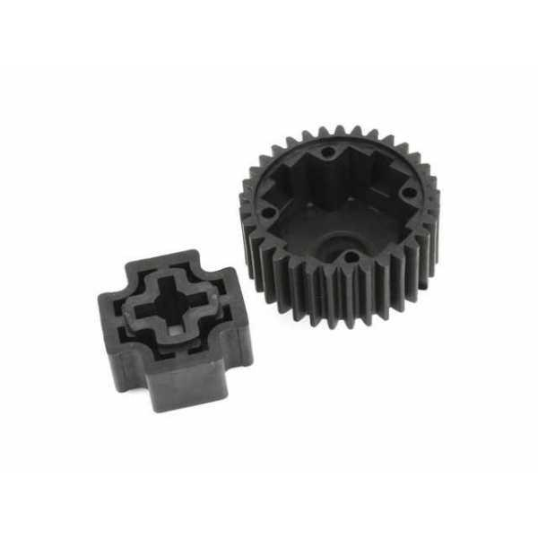Team Magic E6 Center Gear 33T for 3mm screw