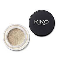 Стойкие кремовые тени Kiko Milano Cream Crush Lasting Colour Eyeshadow 09 Pearly Gold