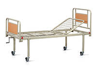 Кровать функциональная двухсекционная OSD-93V на колесах, фото 1