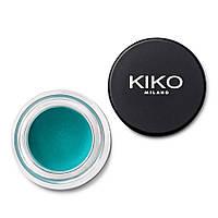 Стойкие кремовые тени Kiko Milano Cream Crush Lasting Colour Eyeshadow 15 Pearly Turquoise
