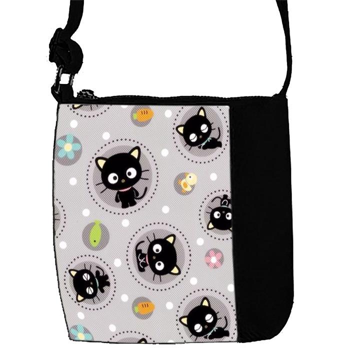 Купить детскую сумку для девочки с принтом Коты