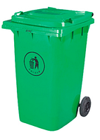 Бак для мусора 360 л ZTPE