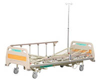 Кровать медицинская с электроприводом для отделений интенсивной терапии OSD-91EU