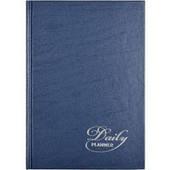 Щоденник недатований А5(138*197мм), 320стор, Аріан 27087, синій