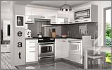 Кутова кухня 360 см Belini Infiniti LIDIA L PRO+ , фото 2
