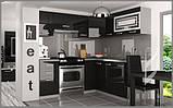 Кутова кухня 360 см Belini Infiniti LIDIA L PRO+ , фото 3
