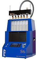 Стенд для тестирования и промывки инжекторов ТРИУМФ S6