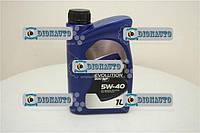 Масло ELF Evol NF 1л 5W40 (синтетика)  (5W40)