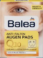 Маска для кожи вокруг глаз Balea Augen Pads Q10 Anti-Falten, 12st.