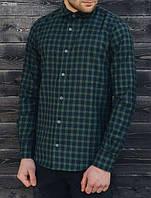 Мужская рубашка на длинный рукав Staff