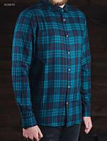 Рубашка мужская с длинным рукавом Staff