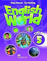 English World 5 Pupil`s Book