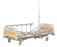 Кровать медицинская трех секционная механическая для отделений интенсивной терапии OSD-94U, фото 1