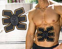 Стимулятор мышц пресса Beauty body mobile gym (Пояс Ems-trainer)