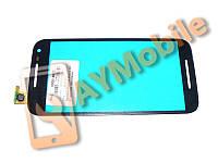 Сенсор (тачскрин) Motorola Moto G G3 XT1543, XT1544, XT1550 9pin черный