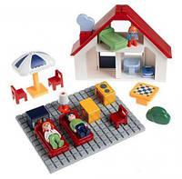 Игровой набор Playmobil 6802 Дом, от 1,5 лет!